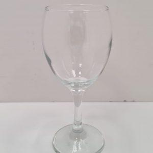 כוס יין שקוף